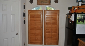 Stained Shutters 12