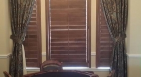Stained Shutters 8
