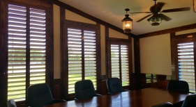 Stained Shutters 10
