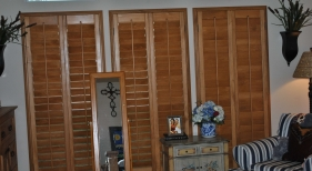 Stained Shutters 15
