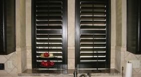 Stained Shutters 19